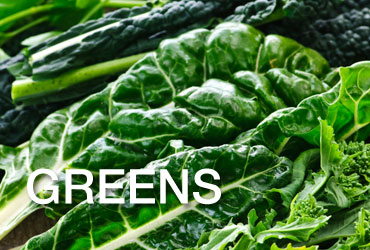 The powerful quality of greens